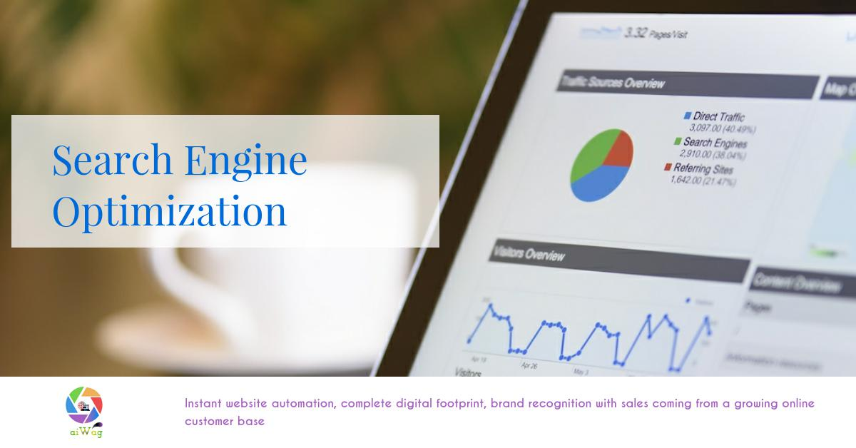 aiWag: Services: Search Engine Optimization