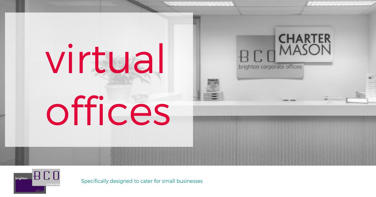 Brighton Corporate Offices: Products: Virtual Offices