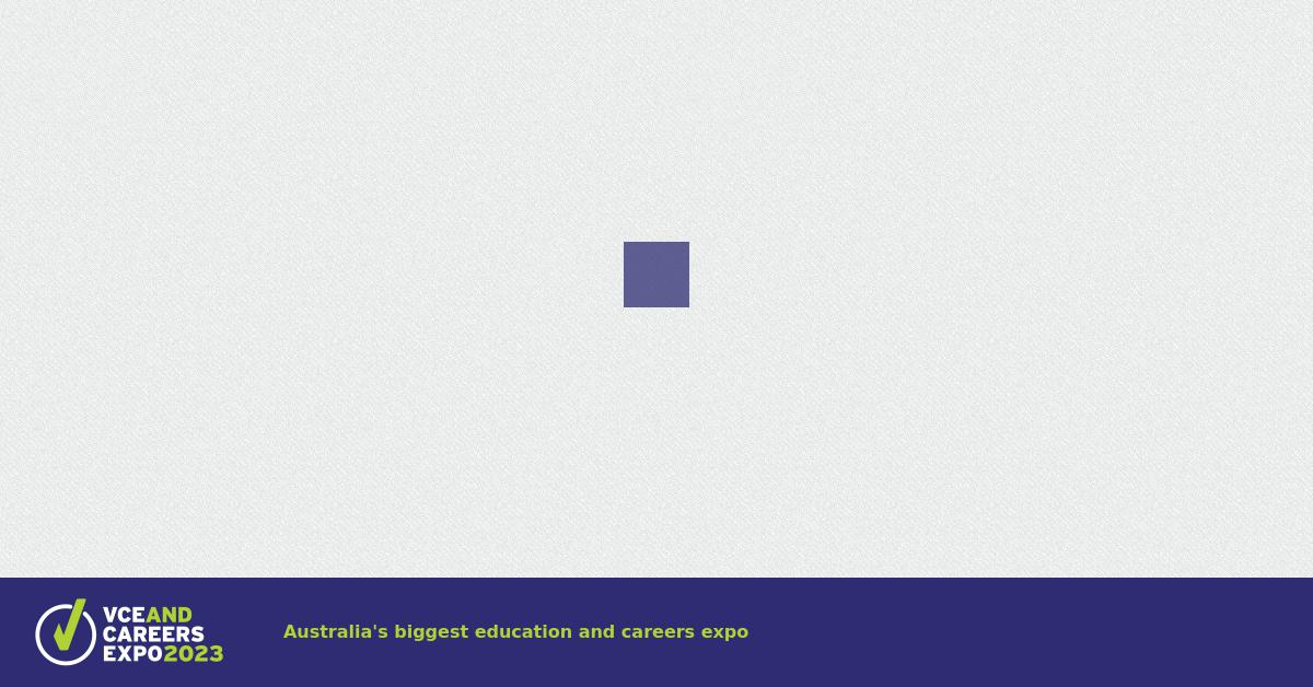 VCE and Careers Expo: NCAT: Photography