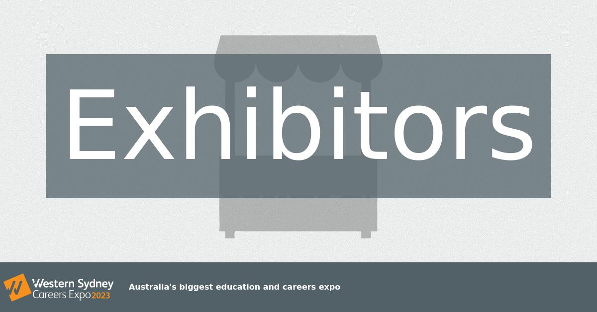 Western Sydney Careers Expo: Exhibitors