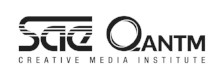 SAE Qantm Creative Media Institute logo