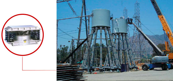 High Voltage Reactors with Earthquake Protection – California, USA